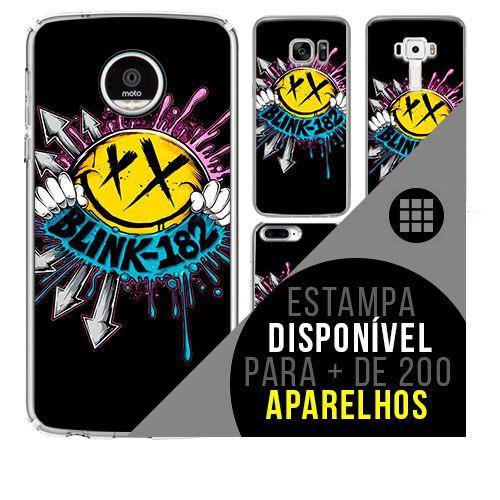 Capa de celular - BLINK 182 - 3 [disponível para + de 200 aparelhos]