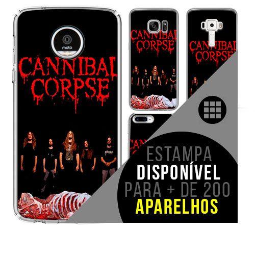 Capa de celular - CANNIBAL CORPSE 2 [disponível para + de 200 aparelhos]