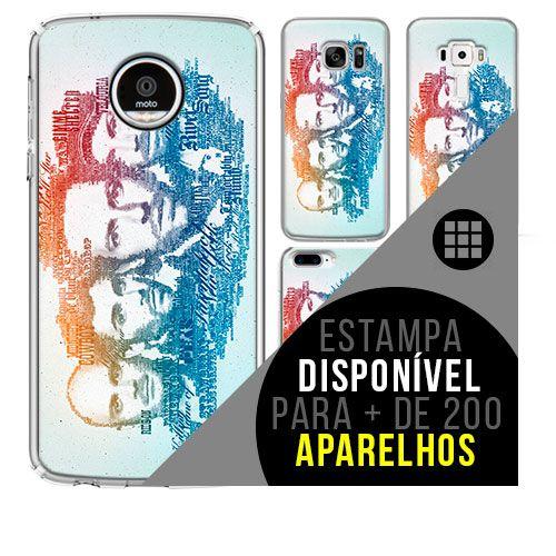Capa de celular - COLDPLAY 3 [disponível para + de 200 aparelhos]