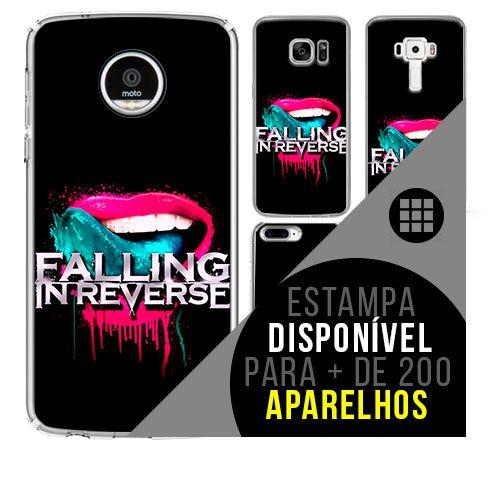 Capa de celular - FALLING IN REVERSE 2 [disponível para + de 200 aparelhos]