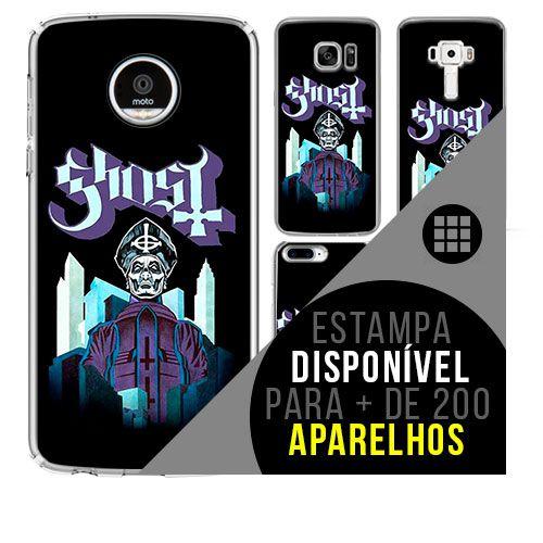 Capa de celular - Ghost [disponível para + de 200 aparelhos]