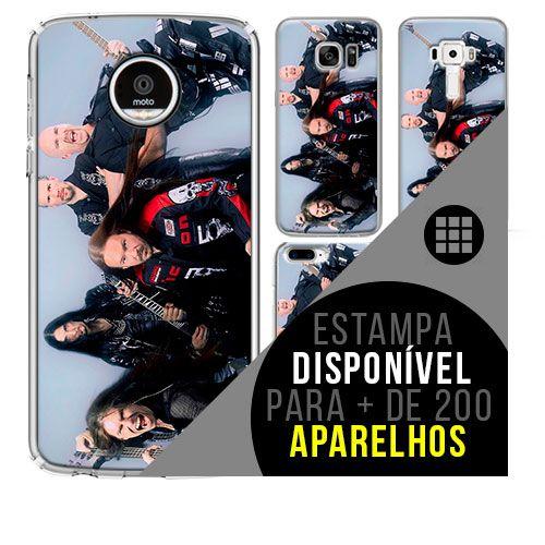 Capa de celular - HAMMERFALL [disponível para + de 200 aparelhos]