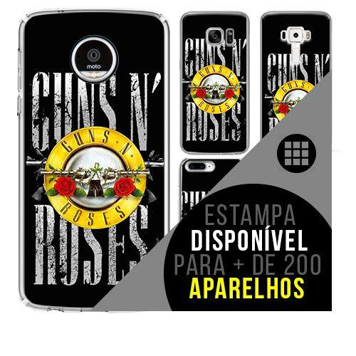 Capa de celular - GUNS N ROSES 9 [disponível para + de 200 aparelhos]