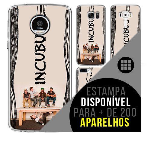 Capa de celular - INCUBUS 4b [disponível para + de 200 aparelhos]