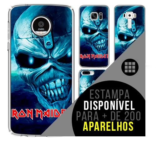 Capa de celular - IRON MAIDEN 8 [disponível para + de 200 aparelhos]