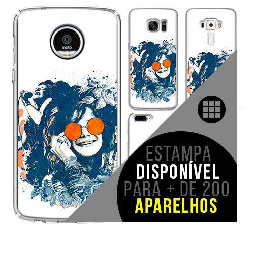 Capa de celular - JANIS JOPLIN 9 [disponível para + de 200 aparelhos]