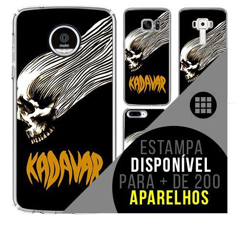 Capa de celular - KADAVAR [disponível para + de 200 aparelhos]