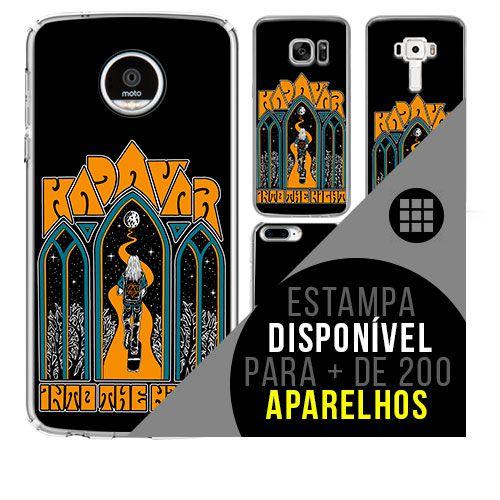 Capa de celular - KADAVAR 2 [disponível para + de 200 aparelhos]