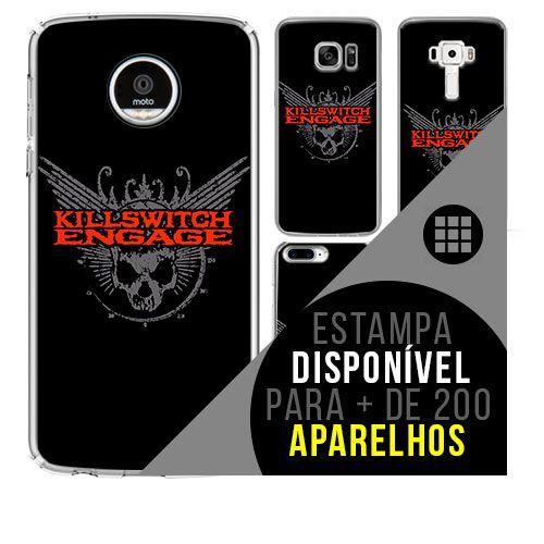 Capa de celular - KILLSWITCH ENGAGE 2 [disponível para + de 200 aparelhos]