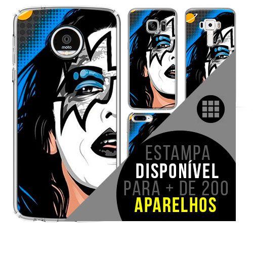 Capa de celular - KISS 3 [disponível para + de 200 aparelhos]