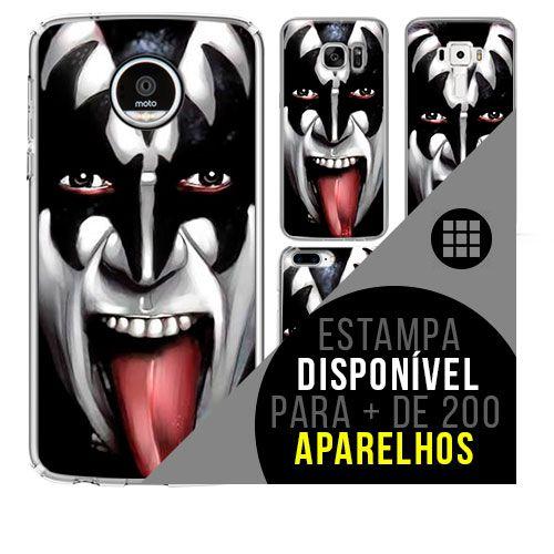 Capa de celular - KISS 4 [disponível para + de 200 aparelhos]