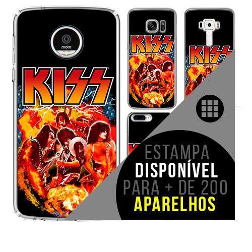 Capa de celular - KISS 12 [disponível para + de 200 aparelhos]