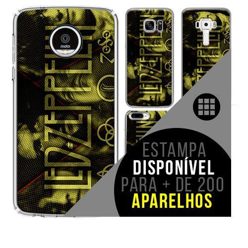 Capa de celular - LED ZEPPELIN [disponível para + de 200 aparelhos]