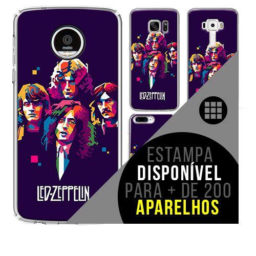 Capa de celular - LED ZEPPELIN 2 [disponível para + de 200 aparelhos]