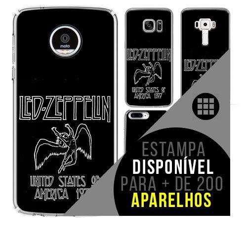 Capa de celular - LED ZEPPELIN 8 [disponível para + de 200 aparelhos]