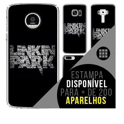 Capa de celular - LINKIN PARK 2 [disponível para + de 200 aparelhos]