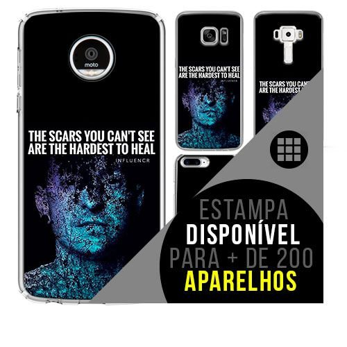 Capa de celular - LINKIN PARK 7 [disponível para + de 200 aparelhos]