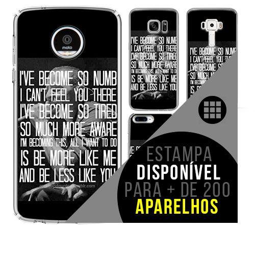 Capa de celular - LINKIN PARK 13 [disponível para + de 200 aparelhos]