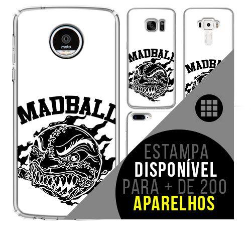 Capa de celular - MADBALL [disponível para + de 200 aparelhos]
