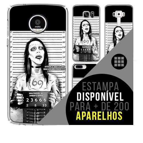 Capa de celular - MARILYN MANSON 2 [disponível para + de 200 aparelhos]
