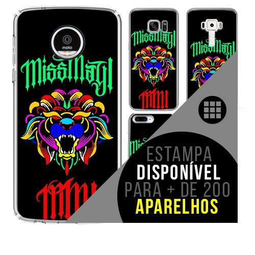 Capa de celular - MISS MAY I 2 [disponível para + de 200 aparelhos]