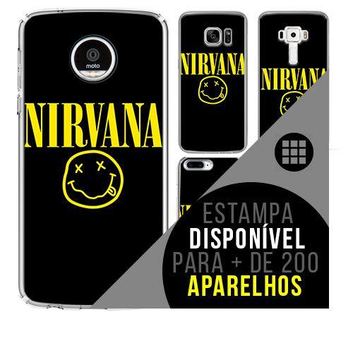 Capa de celular - NIRVANA 9 [disponível para + de 200 aparelhos]