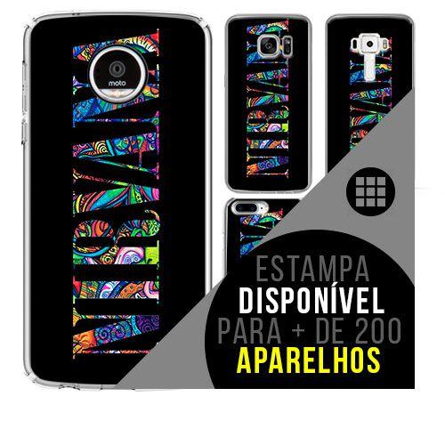 Capa de celular - NIRVANA 18 [disponível para + de 200 aparelhos]