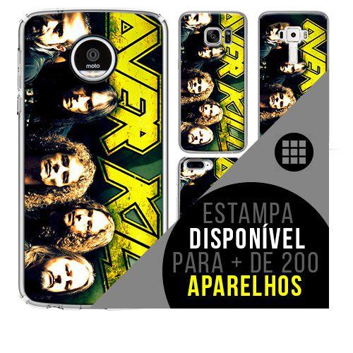 Capa de celular - OVERKILL 2 [disponível para + de 200 aparelhos]