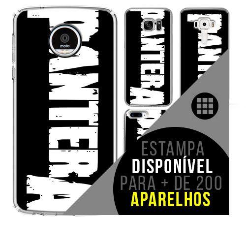 Capa de celular - PANTERA 4 [disponível para + de 200 aparelhos]