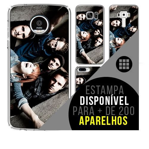 Capa de celular - PARAMORE 14 [disponível para + de 200 aparelhos]