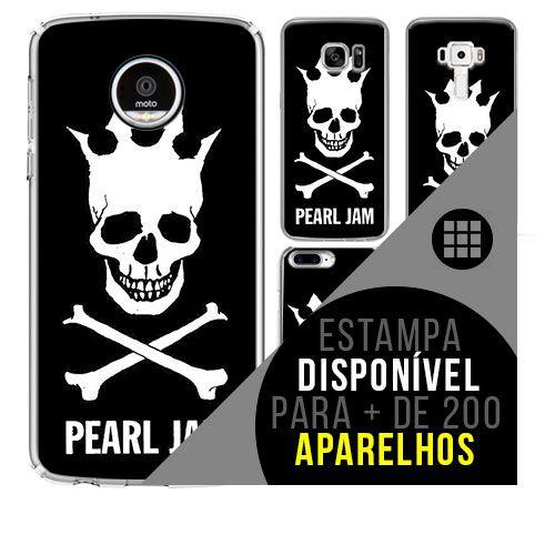 Capa de celular - PEARL JAM 3 [disponível para + de 200 aparelhos]