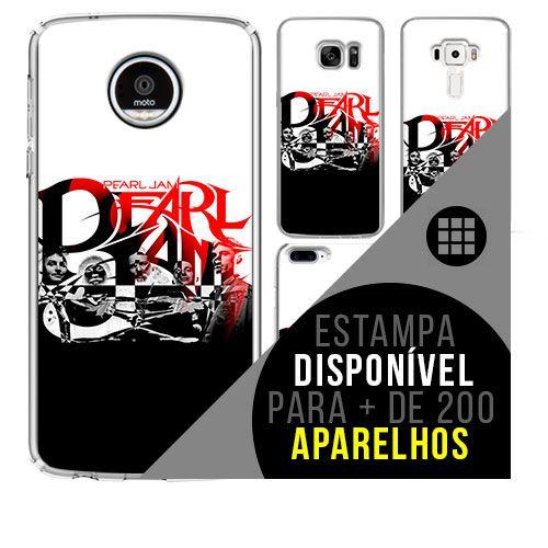 Capa de celular - PEARL JAM 4 [disponível para + de 200 aparelhos]