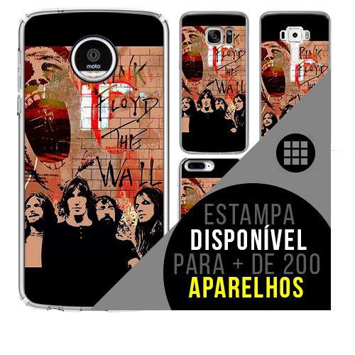 Capa de celular - PINK FLOYD 4 [disponível para + de 200 aparelhos]