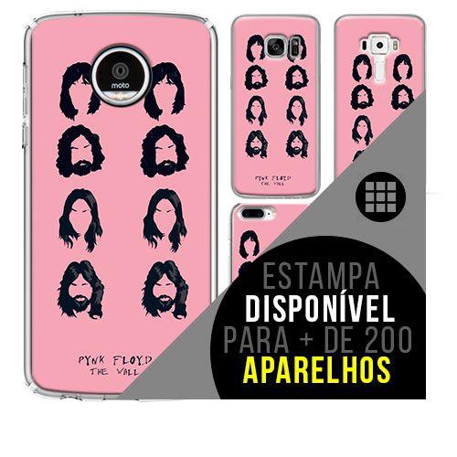 Capa de celular - PINK FLOYD 6 [disponível para + de 200 aparelhos]