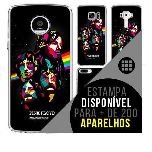 Capa de celular - PINK FLOYD 7 [disponível para + de 200 aparelhos]