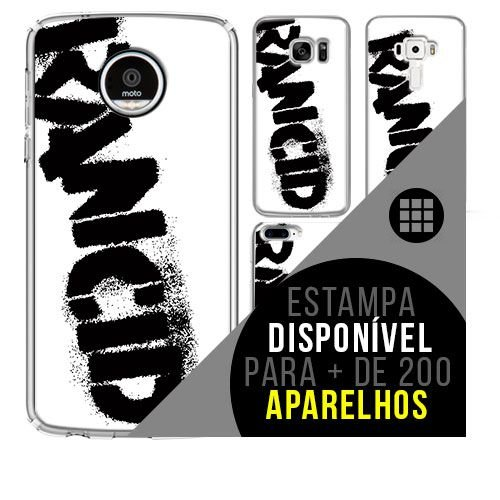 Capa de celular - RANCID 3 [disponível para + de 200 aparelhos]