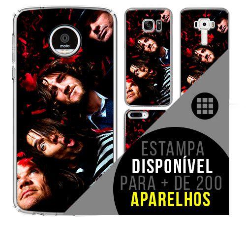 Capa de celular - RED HOT CHILLI PEPPERS 3 [disponível para + de 200 aparelhos]