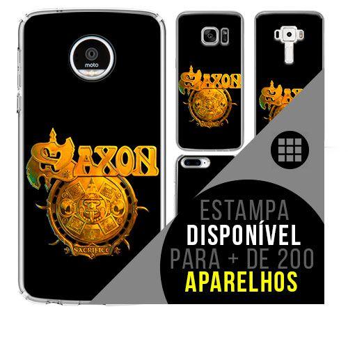 Capa de celular - SAXON 2 [disponível para + de 200 aparelhos]