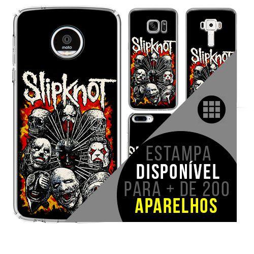 Capa de celular - SLIPKNOT 4 [disponível para + de 200 aparelhos]