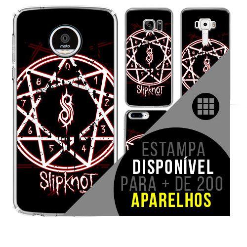 Capa de celular - SLIPKNOT 2 [disponível para + de 200 aparelhos]
