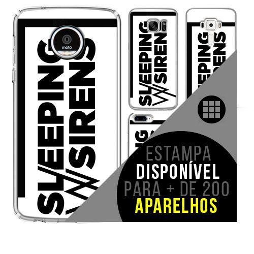 Capa de celular - SLEEPING WITH SIRENS 2 [disponível para + de 200 aparelhos]