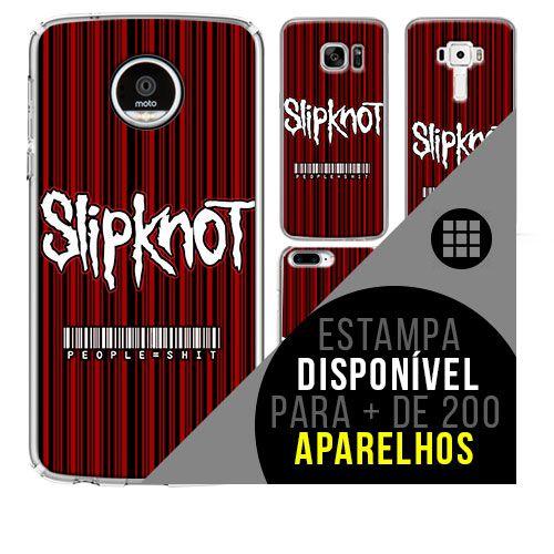 Capa de celular - SLIPKNOT 8 [disponível para + de 200 aparelhos]