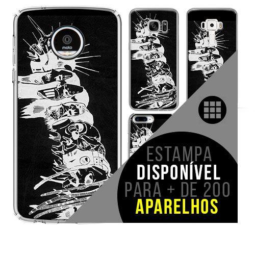 Capa de celular - SOCIAL DISTORTION 4 [disponível para + de 200 aparelhos]