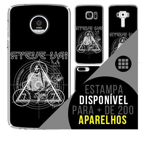 Capa de celular - STEVE VAI [disponível para + de 200 aparelhos]