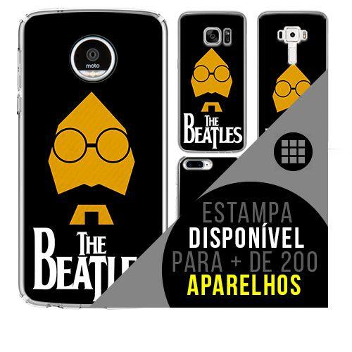 Capa de celular - THE BEATLES 5 [disponível para + de 200 aparelhos]
