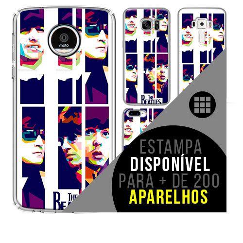 Capa de celular - THE BEATLES 3 [disponível para + de 200 aparelhos]