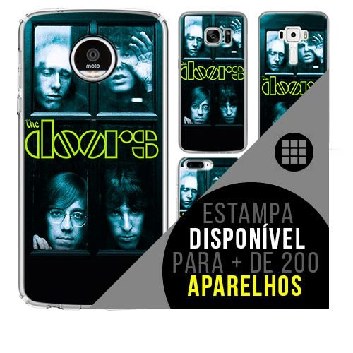 Capa de celular - THE DOORS 2 [disponível para + de 200 aparelhos]