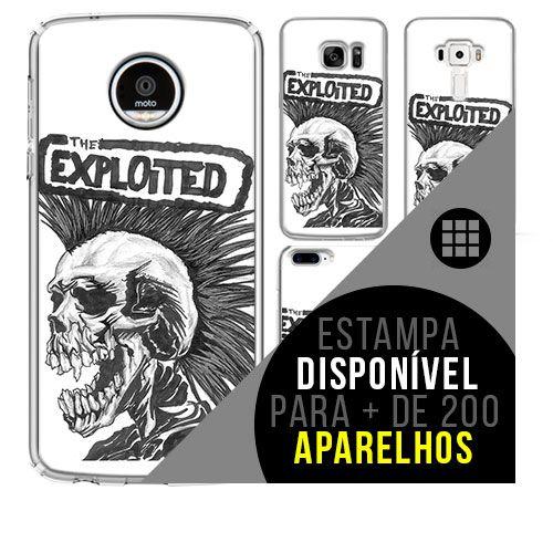 Capa de celular - THE EXPLOITED 2 [disponível para + de 200 aparelhos]