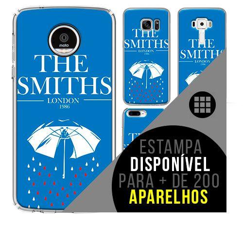 Capa de celular - THE SMITHS [disponível para + de 200 aparelhos]