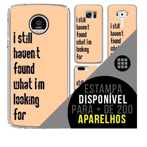 Capa de celular - U2 - 20 [disponível para + de 200 aparelhos]